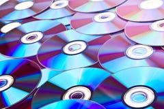 Compact discs Stock Photos