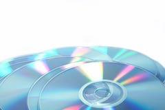 Compact-discs royalty-vrije stock foto