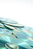 Compact-discs Royalty-vrije Stock Foto's