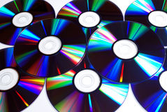 Free Compact Discs Royalty Free Stock Photo - 8412595