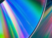 Compact Discs Royalty Free Stock Images