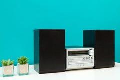 compact discspeler Royalty-vrije Stock Afbeelding