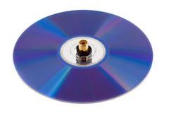 Compact disk Stock Photos