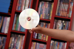 Compact disk Stock Photo