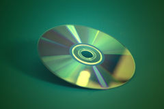 Compact disk Royalty Free Stock Photos