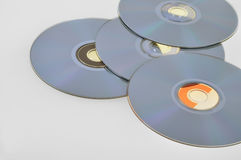 Compact disks Stock Images