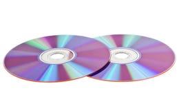 Compact disks Stock Photos