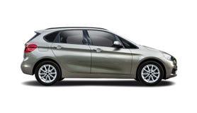 Compact  european car Stock Images