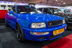 Compact executive car Audi RS 2 Avant, 1989. Royalty Free Stock Photo