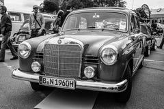 Compact executive car Mercedes-Benz 190 (W121) Stock Images