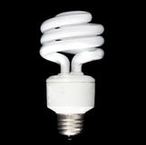 Compact Florescent Bulb Royalty Free Stock Images