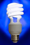 Compact Fluorescent Bulb Stock Images