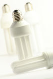 Compact fluorescent lamp Stock Images