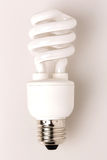 Compact fluorescent lamp (CFL) Stock Image