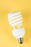 Compact Fluorescent Lightbulb Royalty Free Stock Photo