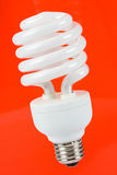 Compact Fluorescent Lightbulb Stock Photos