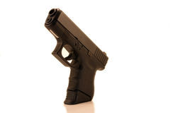 Compact gun Royalty Free Stock Photography