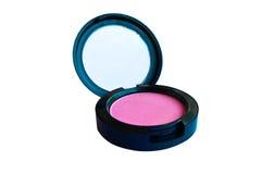 compact isolerat makeuppulver Royaltyfria Foton