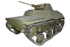 Compact light tank Royalty Free Stock Photos