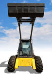 Compact loader Royalty Free Stock Images