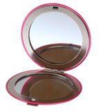 Compact mirror stock images