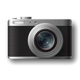 Compact Photo camera Royalty Free Stock Photography