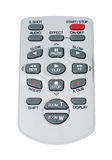 Compact remote control Royalty Free Stock Image