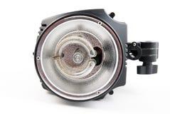 Compact studio monolight Stock Photos