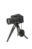 Compact ultrazoom. Stock Photo