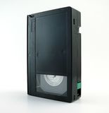 Compact Video Cassette Royalty Free Stock Photos