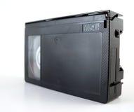 Compact Video Cassette. [VHS-C Stock Photo