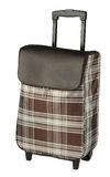 Compacte bagage Stock Foto's