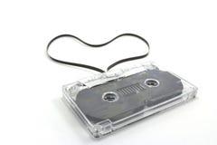 Compacte cassette Royalty-vrije Stock Afbeeldingen