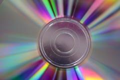 Compacte CD royalty-vrije stock afbeeldingen