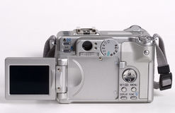 Compacte Digitale Camera 3 Stock Afbeelding