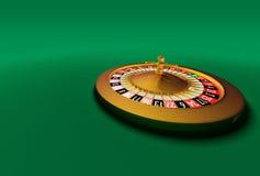 Compacte elektronische Roulette Royalty-vrije Stock Foto's