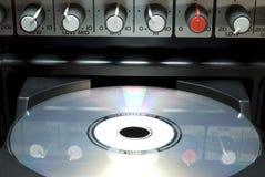 Compacte Muziek Royalty-vrije Stock Foto's