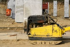 Compactor Stock Images