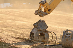 Compactor Royalty Free Stock Photos