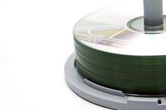 Compacts-disc Imagem de Stock