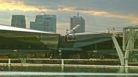 Compagnie aérienne d'émirats, Canary Wharf clips vidéos