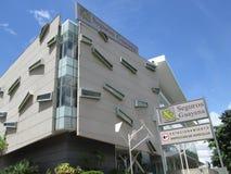 Compagnie d'assurance de bâtiment Seguros Guayana, Puerto Ordaz, Venezuela Photographie stock libre de droits