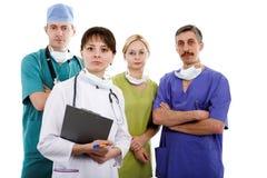 Compagnie médicale Images libres de droits