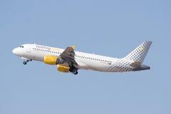 Compagnies aériennes de Vueling Photographie stock