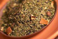 Companheiro de Yerba (chá do companheiro) Foto de Stock Royalty Free