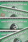 Companhia de American Express Imagens de Stock Royalty Free