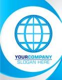 Companhia de negócio do mundo Foto de Stock Royalty Free