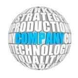 Company stock illustration