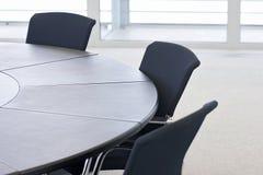 Company At Table Stock Photos