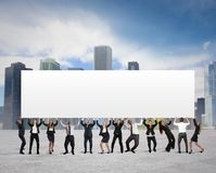 Company Banner Stock Photography